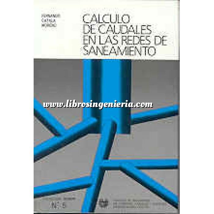 Libros ingenier a tienda online aguas abastecimiento for Calculadora de redes