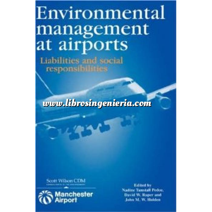 Imagen Aeropuertos Environmental management at airports