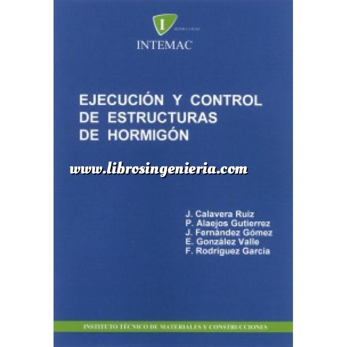 Libros ingenier a tienda online estructuras - Precios de estructuras de hormigon ...