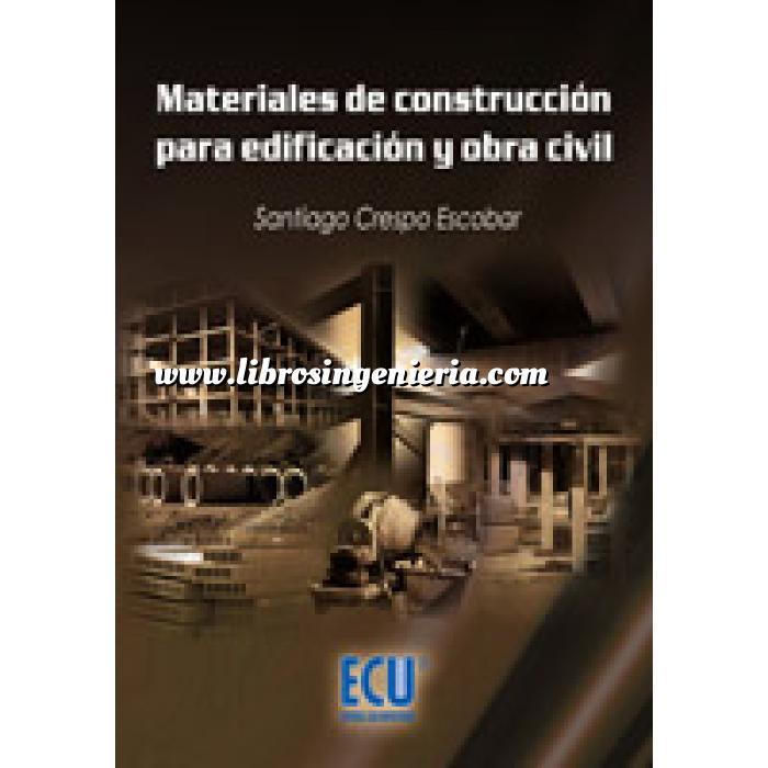 Libros ingenier a tienda online materiales general - Materiales de construccion on line ...