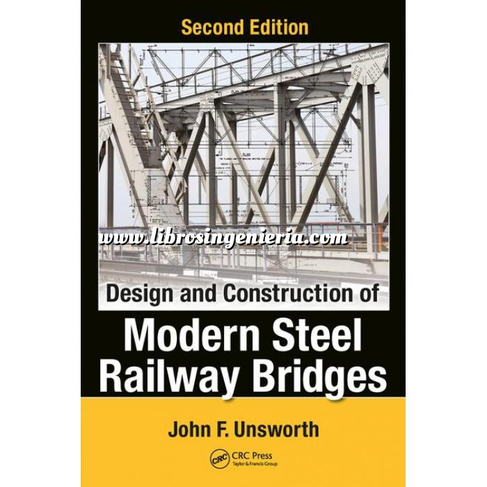 Imagen Puentes y pasarelas Design and Construction of Modern Steel Railway Bridges